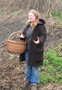 Fiona Gallagher: wild food  by the wayside.